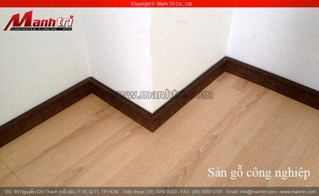 Sàn gỗ Janmi và ảnh đẹp sau khi làm hoàn thiện tại Hồ Chí Minh