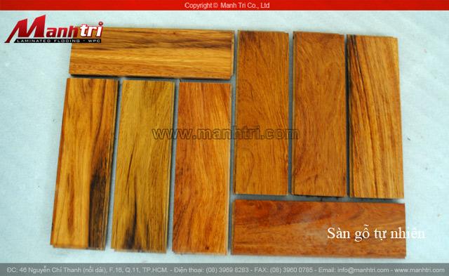 Dự án thi công sàn gỗ tự nhiên Căm Xe tại quận 11 TPHCM (lần 2)