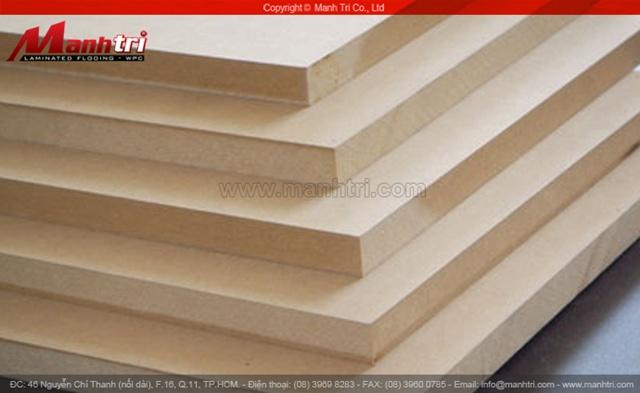 Thuật ngữ sàn gỗ: Lõi HDF, AC3, AC4, E1