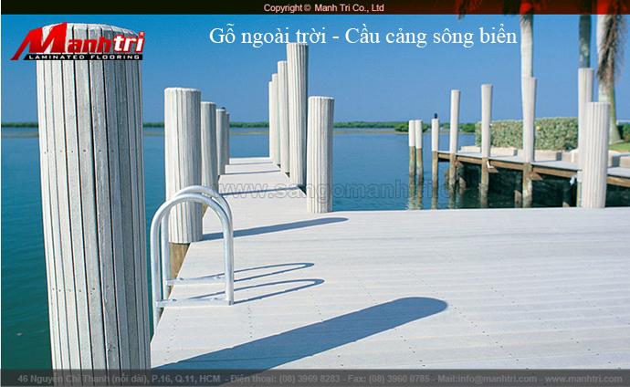 Bộ sưu tập gỗ làm cầu cảng sông biển