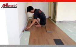 Sàn nhựa Vinyl Sự lựa chọn thông minh với nhiều tính năng và ứng dụng lát sàn