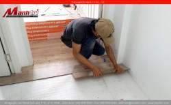 Lắp đặt sàn gỗ công nghiệp giá rẻ