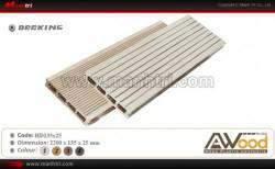 Sàn gỗ Awood HD135x25 White Grey