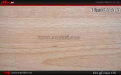 Sàn gỗ Haro 455