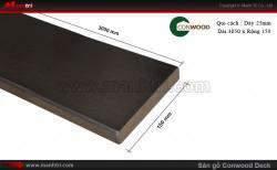 Sàn gỗ CONWOOD DECK 6''25