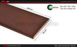 Sàn gỗ CONWOOD DECK