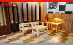 Sàn gỗ công nghiệp, sàn gỗ công nghiệp siêu chịu nước