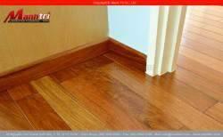 Bảo quản sàn gỗ tự nhiên tại nhà