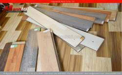 Các loại sàn gỗ công nghiệp trong nội thất