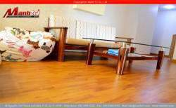 Xu hướng sử dụng sàn gỗ công nghiệp