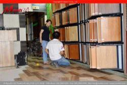 Sàn gỗ công nghiệp công nghệ Đức
