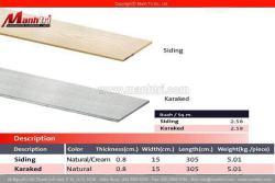 ConWood – sản phẩm thay thế gỗ tự nhiên