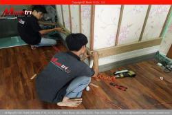 Sự tiện dụng và ưu điểm của Len chân tường nhựa