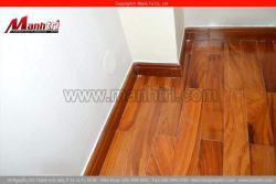 Giá sàn gỗ tự nhiên