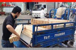 Thanh gỗ pallet giá rẻ tại Sài Gòn