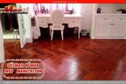 Lắp sàn gỗ có tốt cho sức khỏe?