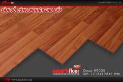 Chọn màu sàn gỗ công nghiệp theo phong thủy chủ nhà