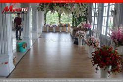 Cách vệ sinh sàn gỗ công nghiệp