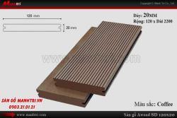 Ưu điểm và ứng dụng của sàn gỗ ngoài trời
