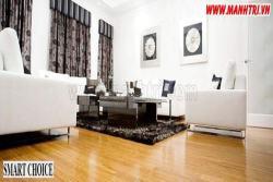 Vì sao các căn hộ chung cư thường được chọn lắp sàn gỗ công nghiệp?
