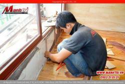 Có nên lắp sàn gỗ công nghiệp