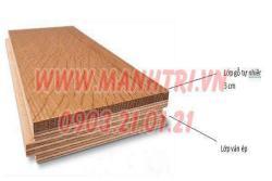 Tìm hiểu sàn gỗ tự nhiên dán mặt