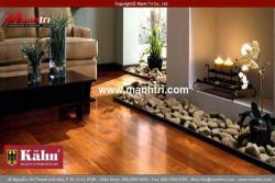 Sàn gỗ công nghiệp Kahn – sự lựa chọn tuyệt vời