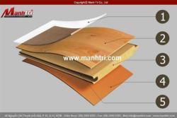 Sàn gỗ công nghiệp kém chất lượng có thể gây ung thư