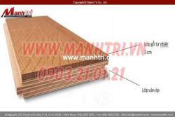 Sàn gỗ tự nhiên dán mặt hay sàn gỗ tự nhiên