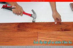 Cách phòng tránh sự cố cong phồng cho sàn gỗ tự nhiên