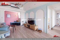 Ứng dụng sàn gỗ công nghiệp kỹ thuật trong trang trí nội ngoại thất
