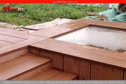 Chọn sàn gỗ hay sàn nhựa giả gỗ