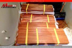 Phân loại sàn gỗ Căm xe