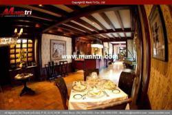 Xu hướng sàn gỗ công nghiệp trong nhà hàng, khách sạn