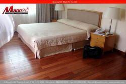 Lựa chọn sàn gỗ cho phòng ngủ