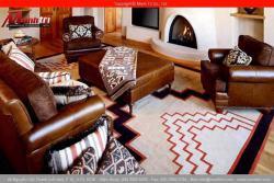 Dùng thảm hay dùng sàn gỗ công nghiệp