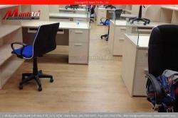 Lát sàn nhựa cho văn phòng công ty