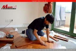 Sàn gỗ tự nhiên và sàn gỗ công nghiệp! Gỗ nào đẹp tự nhiên