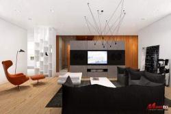 Sàn gỗ công nghiệp không chỉ dành riêng cho nhà giàu