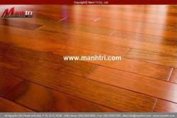 Sàn gỗ tự nhiên và những lưu ý cần nhớ