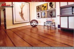 Sàn gỗ tự nhiên loại tốt nhất