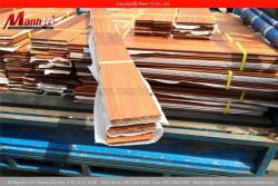 Sàn gỗ Căm xe Lào tự nhiên - Sàn gỗ tự nhiên phổ biến nhất thị trường?