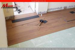Sàn nhựa vân gỗ giá rẻ
