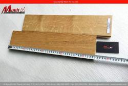 Sàn gỗ tự nhiên Sồi Trắng 450mm