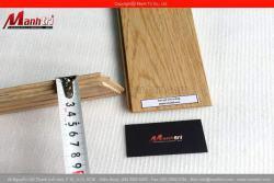 Sàn gỗ tự nhiên Sồi Trắng 600mm