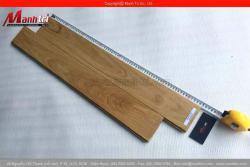 Sàn gỗ tự nhiên Sồi Trắng Mỹ 750mm