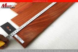 Sàn gỗ tự nhiên Giáng Hương 750mm