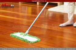 Bảo quàn sàn gỗ công nghiệp trong mùa ẩm ướt - mùa mưa