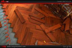 6 ích lợi tiêu biểu khi sử dụng sàn gỗ tự nhiên