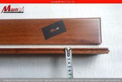 Biệt thự lót sàn gỗ tự nhiên Căm Xe Lào